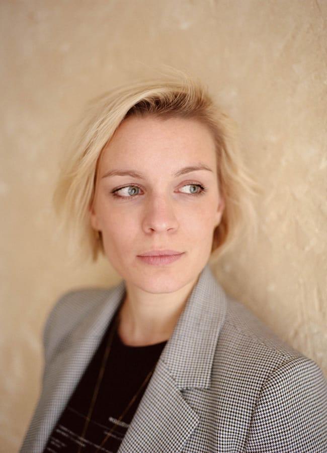 Portrait of Carole Haine